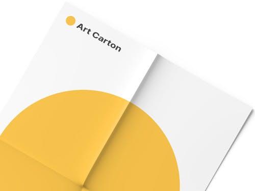 Kertas Art Karton